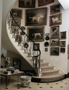 Brooke Astor Staircase