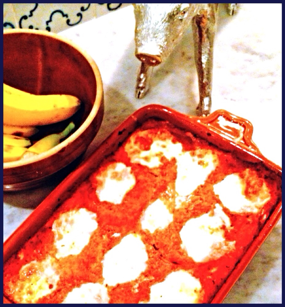 Eggplant Parm Parmesean The Little Owl Fresh Mozzarella Fontina Cheese