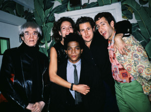 Indochine Warhol Basquiat